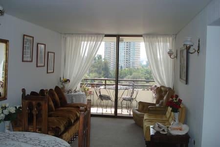 Excelente Dormitorio en suite - La Reina - Apartemen