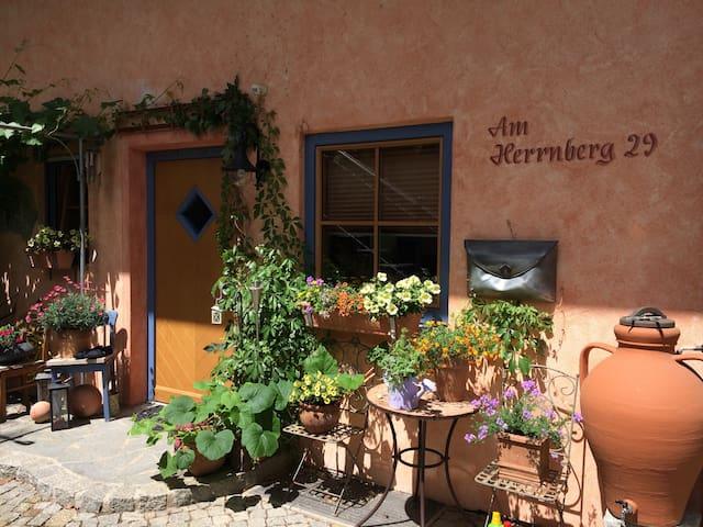 charmante Ferienwohnung mit Terrasse und Garten - Prien am Chiemsee