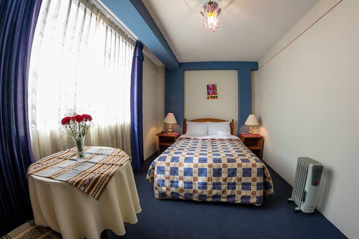 Matrimonial HOTEL T'IKA en la ciudad de Puno