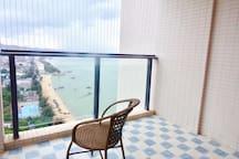 【小小酥】一线海景一室套房2701