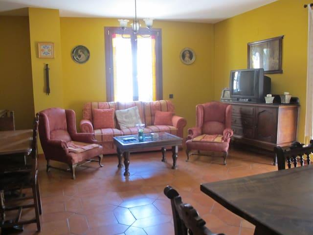 Casa Rural en centro Urbano - Santa Cruz de la Zarza - Apartment