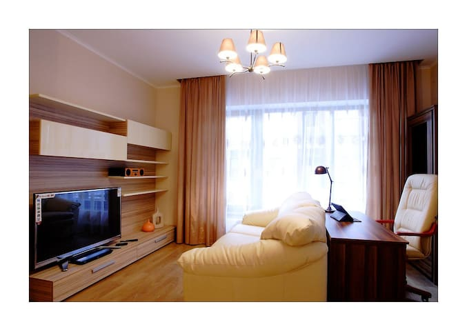 Уютные апартаменты в центре Юрмалы