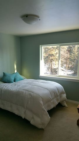 Cozy Rooms in Beautiful South Anchorage - Anchorage - Hus