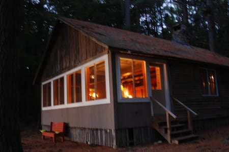 Cozy cabin on Highland lake - Bridgton - Cabin