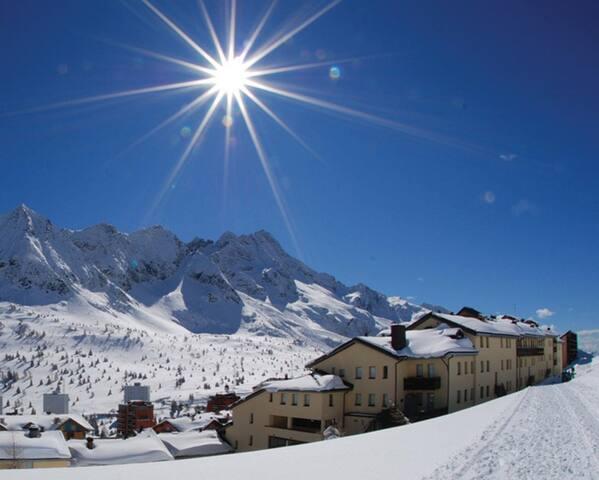 Appartamento sulle piste da sci Tonale - Passo del Tonale - Квартира