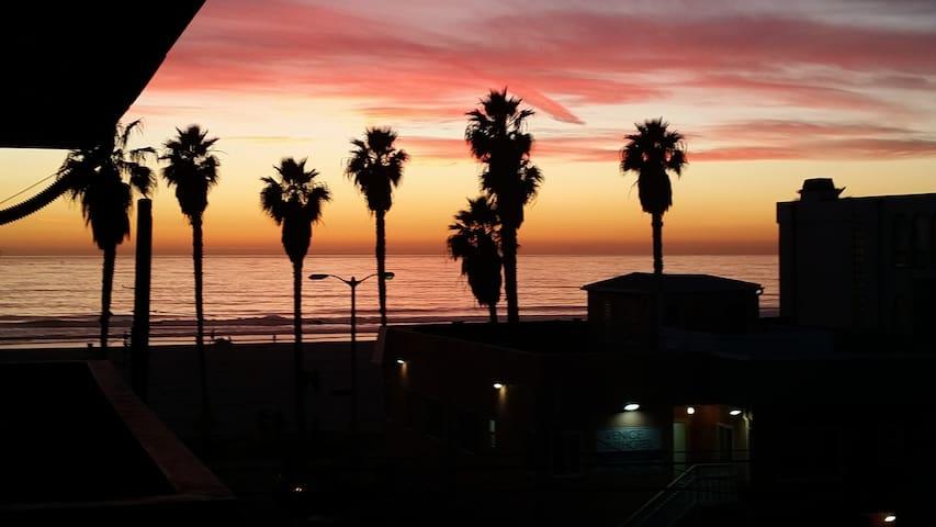 Christmas @ Venice beach - Los Angeles - Apartment