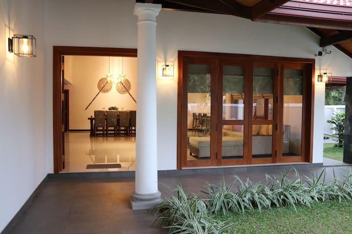 Bivone Villa, Wadduwa
