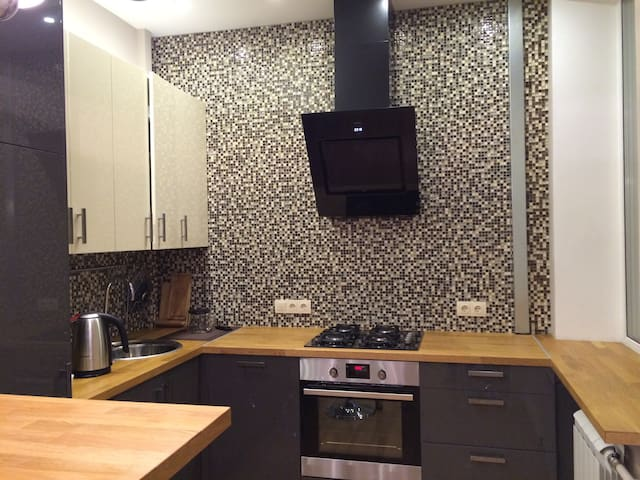 Cozy apartment almost in the center of Moscow - Moskva - Flat
