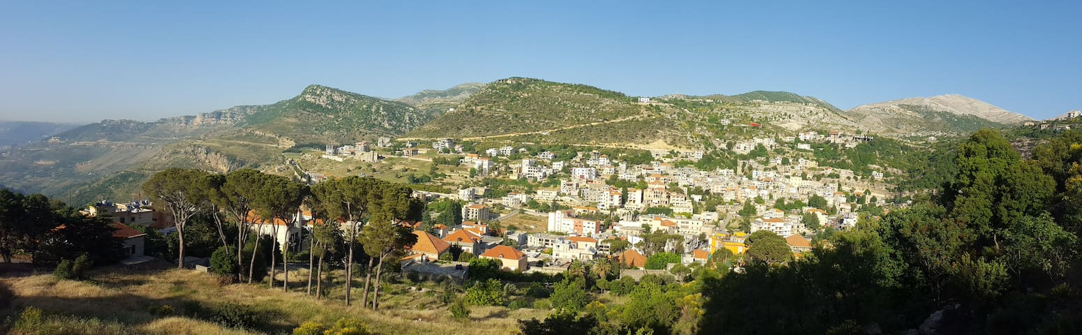 Bright and spacious summer place in Jezzine!