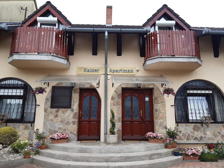 Kaiser Apartman Hévíz