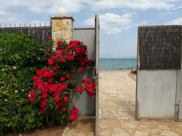 Seaside villa 50 minutes from Athens airport