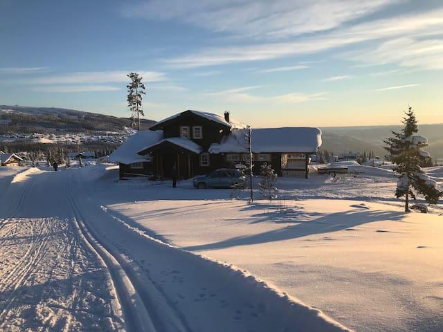 Hafjell - Lovely modern cabin