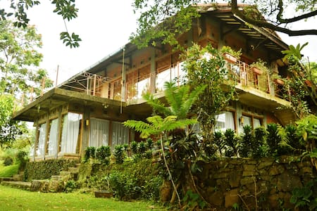 Rumah Kaca / Butterfly Haven / IBEKA Farm - Ciater
