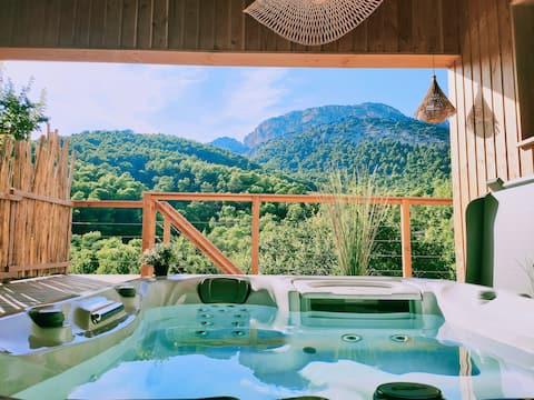 Les Cabanes de Provence 1