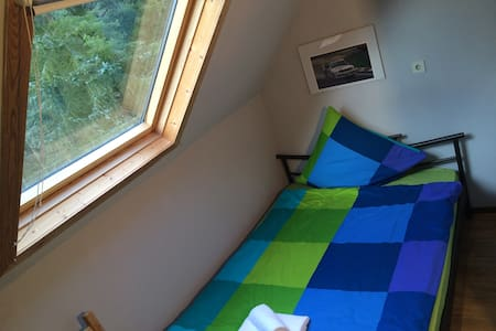 Franky House room 3 - Quiddelbach