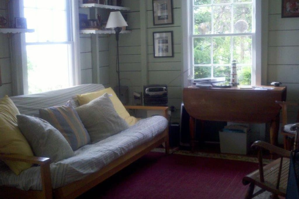 one view of the living room