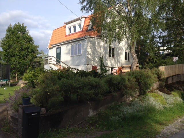 House in southern Stockholm, 8 mins from Södermalm - Huddinge - House