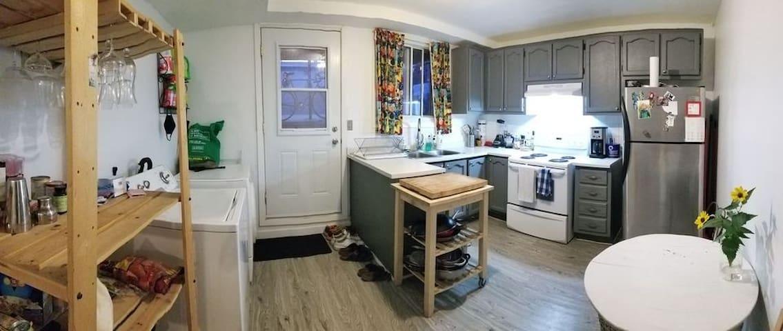 Appartement 2 chambres - Métro Pie-IX