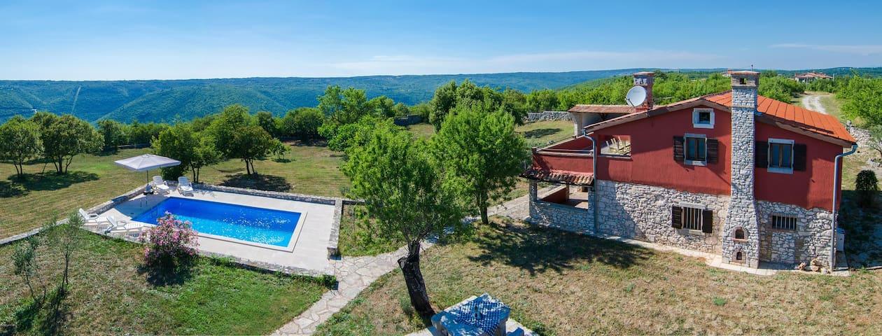 Villa Paradiso - Labin - Villa