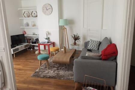 Bel appartement au coeur du 9e arrondissement - Paris - Wohnung