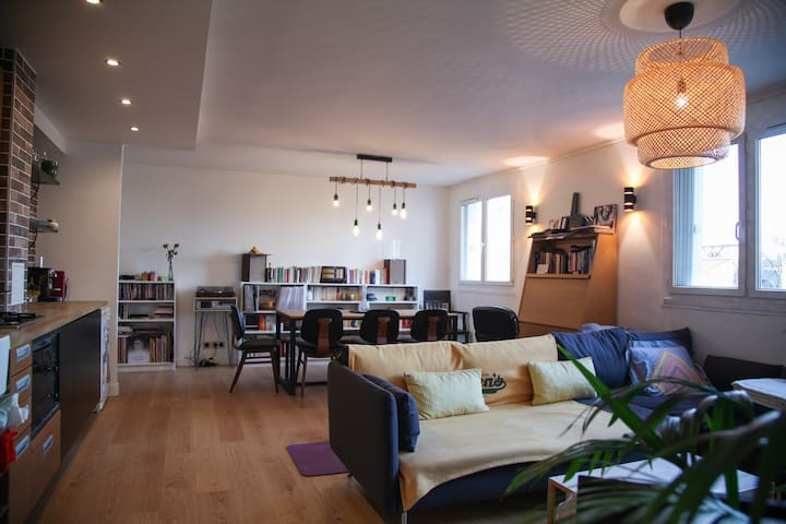 Appartement au coeur du Village Faidherbe, ParisXI