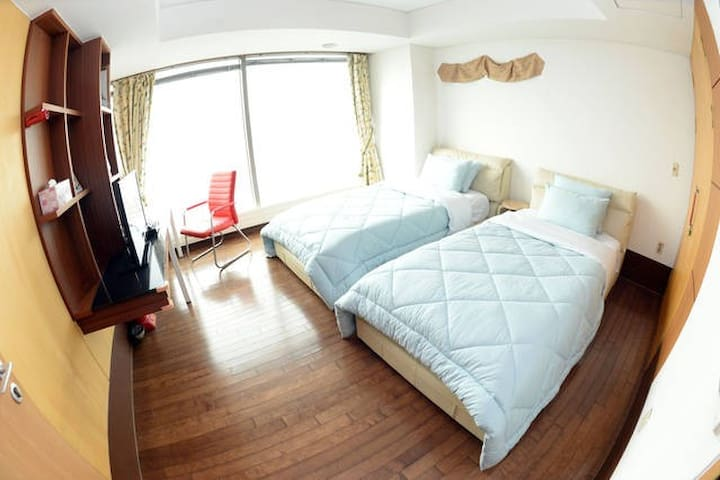 River View House (Twin Room A) - Yongsan-gu - Appartamento