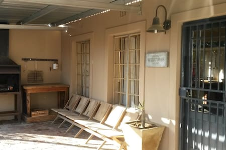 GreenHouse Accommodation - Tulbagh
