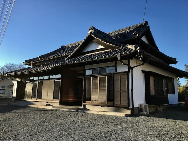 Japanese Elegance near Hot Spring & Sand Bath Spa - Annaka-shi - Ev