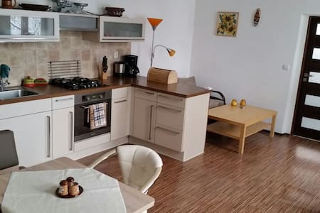 Home in Brno with garden and parking in quiet area
