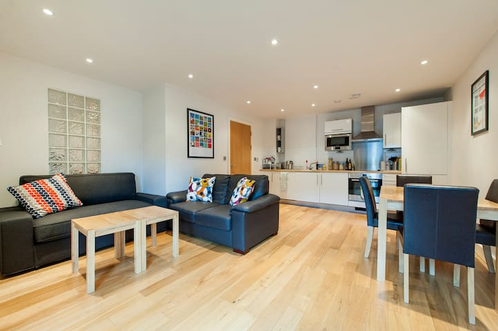 Super central city pad - Bristol - Leilighet