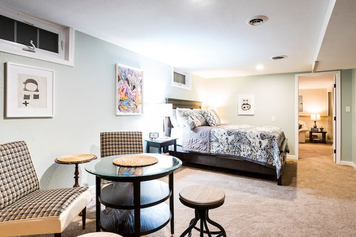 Stay Cool in West AVL- Walk to Amenities