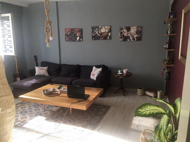 Cozy flat, nice hosting:)