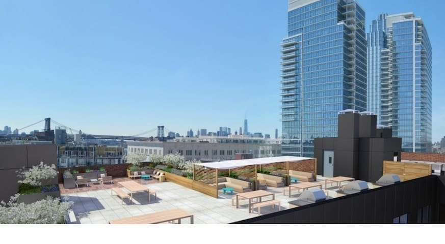 Sunny and Brand New in the Heart of Williamsburg! - Brooklyn - Byt