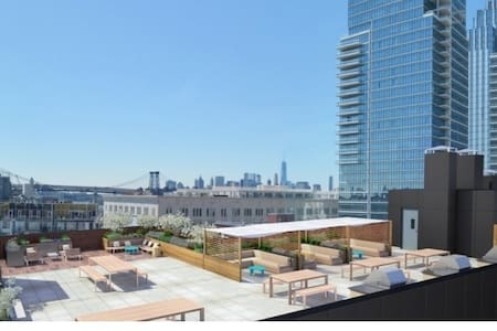 Sunny and Brand New in the Heart of Williamsburg! - 布鲁克林 - 公寓