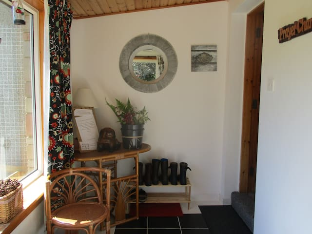 A welcoming Porch!