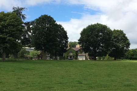 Plas Glandenys country house apartment - Glan-Denys
