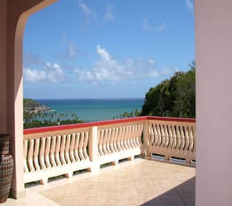 Bayview Villa Suites - Praslin - Huvila