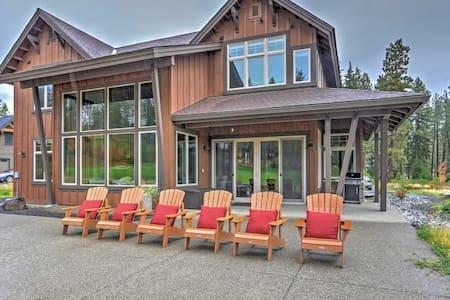 Upscale 5BR Cle Elum House in Suncadia Resort - Cle Elum - Hus