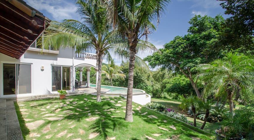 Casa Guacalito - Beachfront villa, sleeps 8 - Tola - Vila