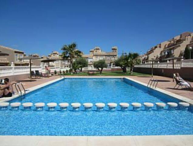 Bungalow 120 m2 Playa carabasi - Gran Alacant, Comunidad Valenciana, ES - Appartamento