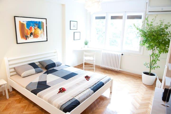 Knez Mihailova apartment II - Beograd - Byt