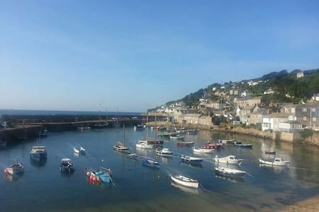 Sea view cottage in Mousehole