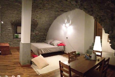 Rustica stanza privata a Pollein - Pollein - House
