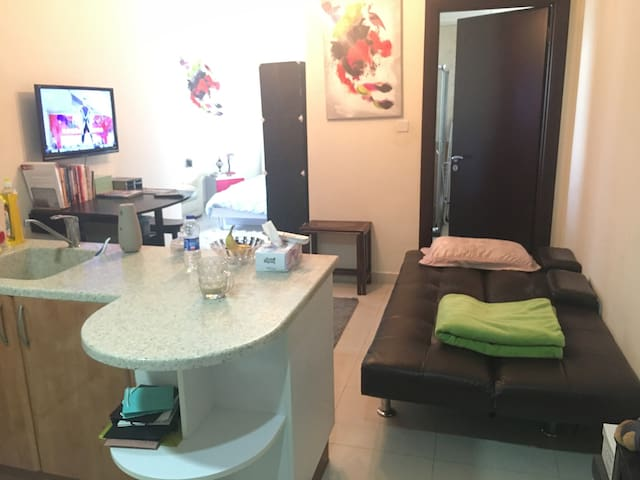 Cosy Home—Provide sofa bed, 5min to the metro