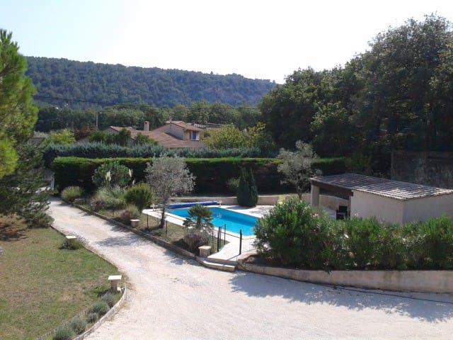 Villa en drome provençale