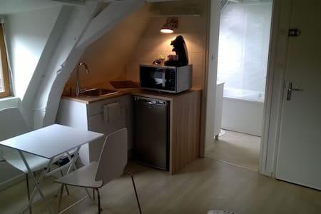 Studio hyper centre de Valenciennes - 발랑시엔(Valenciennes)