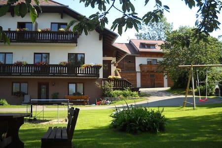 Naturpark Bauernhof Sperl Natururlaub inklusive - Mariahof - アパート