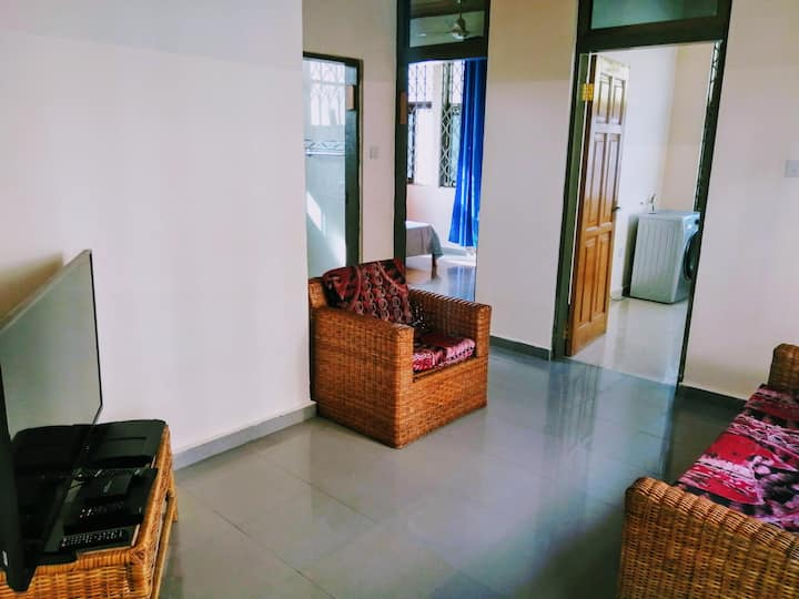 2bedroom apartment in East Legon with Rooftop view