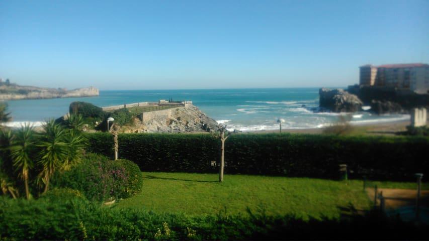 apartamento vistas al mar - Castro Urdiales - Apartment