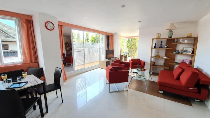 Large Studio Fully Furnished near Kata beach